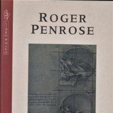 Libros de segunda mano: LA NUEVA MENTE DEL EMPERADOR / PENROSE, ROGER. Lote 194617028