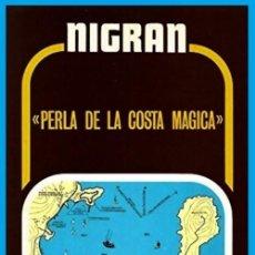 Libros de segunda mano: NIGRAN. PERLA DE LA COSTA MAGICA. ED. CIT DE PLAYA AMERICA 1978. PONTEVEDRA. GALICIA.. Lote 194617521