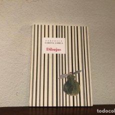 Libros de segunda mano: FEDERICO GARCÍA LORCA. DIBUJOS. EDITORIAL COMARÉS. FUNDACIÓN FEDERICO GARCÍA LORCA.. Lote 194621172