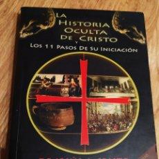 Libros de segunda mano: LA HISTORIA OCULTA DE CRISTO Y LOS 11 PASOS DE SU INICIACION: DE JESUS A CRISTO (INCLUYE DVD) PARISE. Lote 194628316