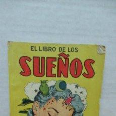 Libros de segunda mano: EL LIBRO DE LOS SUEÑOS. MANUALES CISNE. 76 PAGINAS.. Lote 194634081