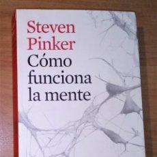 Libros de segunda mano: STEVEN PINKER - CÓMO FUNCIONA LA MENTE - DESTINO, 2001 . Lote 194623292