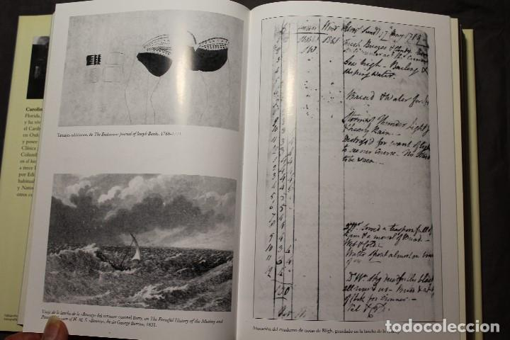 Libros de segunda mano: LA BOUNTY. LA VERDADERA HISTORIA DEL MOTÍN DE LA BOUNTY. CAROLINE ALEXANDER - Foto 4 - 194638227