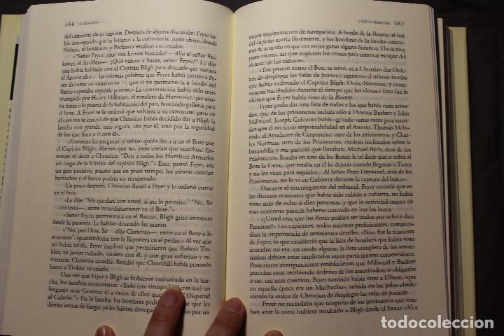Libros de segunda mano: LA BOUNTY. LA VERDADERA HISTORIA DEL MOTÍN DE LA BOUNTY. CAROLINE ALEXANDER - Foto 5 - 194638227