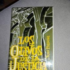Libros de segunda mano: LOS OLMOS DE LA JUSTICIA..1961. Lote 194638668