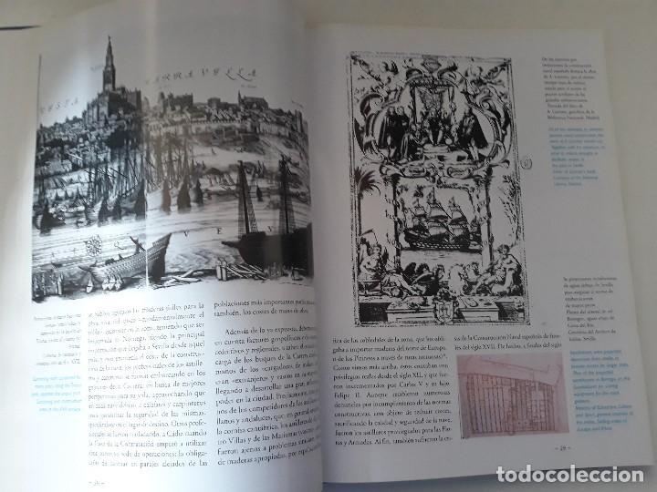 Libros de segunda mano: HISTORIA DEL ASTILLERO DE SEVILLA. Federico Esteve Jaquotot. IZAR Construcciones Navales, S.A. 2003. - Foto 5 - 194644388