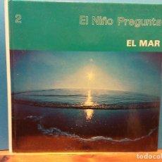 Libros de segunda mano: EL MAR. EL NIÑO PREGUNTA. EDICIONES TORAY. Lote 194653011