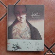 Libros de segunda mano: LIBRO SEDA DE ALESSANDRO BARICCO Y REBECCA DAUTREMER, CONTEMPLA EDELVIVES, MUY ILUSTRADO. Lote 194668068