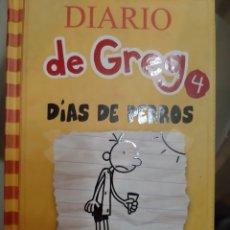 Libros de segunda mano: DIARIO DE GREG, N° 4. Lote 194675640