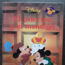 Libros de segunda mano: EL PRINCIPE Y EL MENDIGO. Lote 194675916
