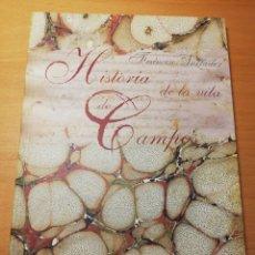 Libros de segunda mano: HISTORIA DE LA VILLA DE CAMPOS (D. FRANCISCO TALLADAS PBRO.). Lote 194688957