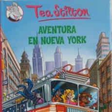Libros de segunda mano: AVENTURA EN NUEVA YORK. TEA STILTON. LIBRO DESTINO. Lote 194691980