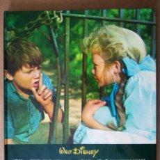 Libros de segunda mano: EL SECRETO DE POLLYANA (GAISA/DISNEY, 1972). COLECCIÓN PIEDRAS PRECIOSAS. CON FOTOGRAMAS DEL FILM.. Lote 194706536