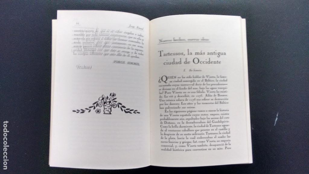 Libros de segunda mano: REVISTA DE OCCIDENTE. EDICIÓN FACSÍMIL DEL Nº 1 DE REVISTA DE OCCIDENTE. JULIO 1923 - JULIO 1973 - Foto 7 - 194716237