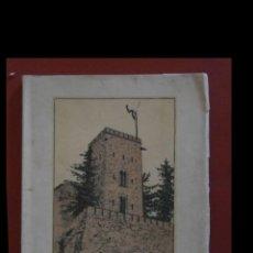 Libros de segunda mano: EL CASTILLO DE PIERA Y LOS PALACIOS DE BARCELONA DEL REAL PATRIMONIO DE LA CORONA DE AAGÓN. RUY-VÉLE. Lote 194718768