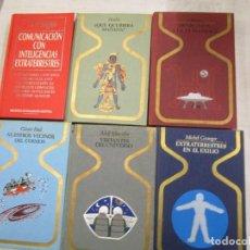 Libros de segunda mano: LIBROS DE LA COLECCIÓN ' OTROS MUNDOS ' DE PLAZA Y JANES, PRECIO POR UNIDAD, INDICAR TÍTULO + INFO. Lote 194720323