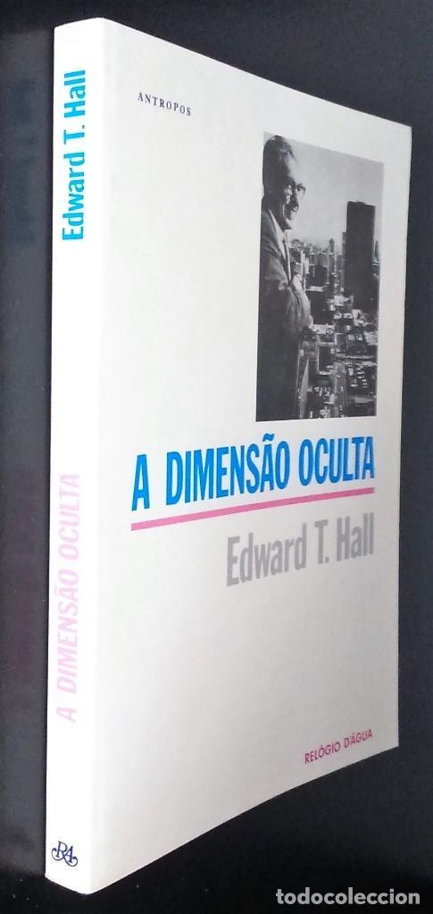 Libros de segunda mano: A Dimensão Oculta de Edward T. Hall - Foto 3 - 194720602