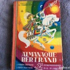Libros de segunda mano: ALMANAQUE BERTRAND, 1951. COORDENADO POR MARÍA FERNANDES COSTA. ENVIO GRÁTIS.. Lote 194728985