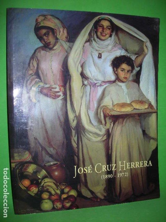 JOSE CRUZ HERRERA - (1890-1972 ) - 1999 - ( CONTRAPORTADA CON 2 ROCES PEQUEÑOS ) - VER FOTO ADICIONA (Libros de Segunda Mano - Bellas artes, ocio y coleccionismo - Otros)