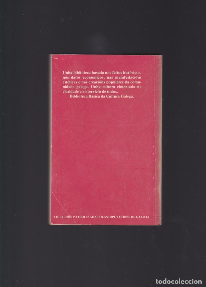 Libros de segunda mano: OS OFICIOS. XAQUIN LORENZO. EDITORIAL GALAXIA, 1983 - Foto 2 - 194731305
