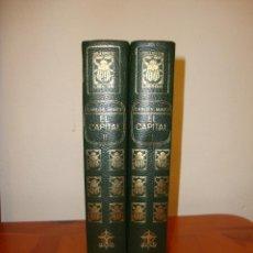 Libros de segunda mano: EL CAPITAL - (CARLOS) KARL MARX - EDAF - PAPEL BIBLIA, MUY BUEN ESTADO. Lote 194736542