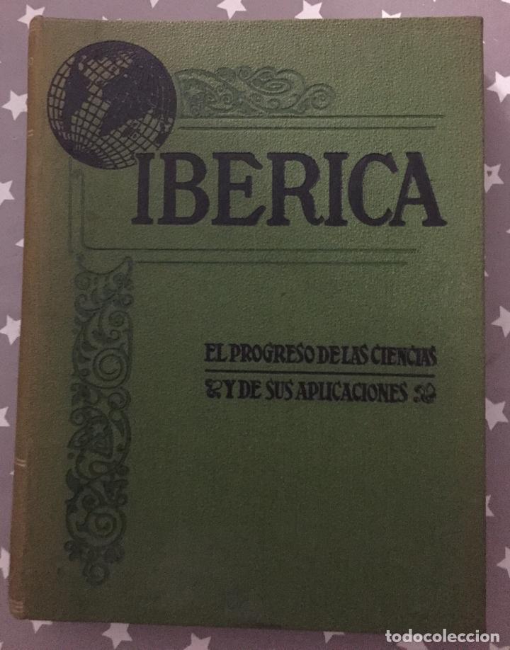 Libros de segunda mano: REVISTA IBERICA, Año 2, Tomo 3, 1946 Primer Semestre - Foto 4 - 194736725