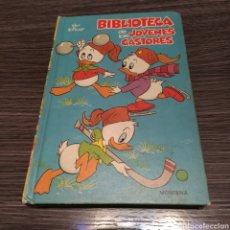 Libros de segunda mano: BIBLIOTECA DE LOS JÓVENES CASTORES 6 MONTENA. Lote 194736778