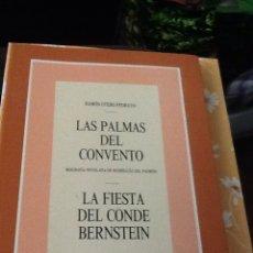 Libros de segunda mano: LAS PALMAS DEL CONVENTO RAMÓN OTERO PEDRAYO. Lote 194744223