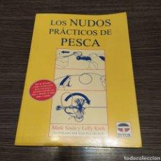 Libros de segunda mano: LOS NUDOS PRÁCTICOS DE PESCA MARK SOSIN LEFTY KREH TUTOR. Lote 194745861