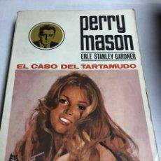 Libros de segunda mano: LIBRO - PERRY MASON - EL CASO DEL TARTAMUDO. Lote 194763737