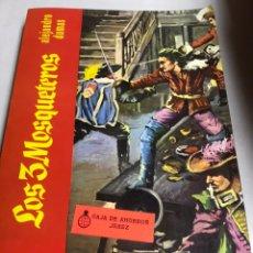Libros de segunda mano: LIBRO - LOS TRES MOSQUETEROS - ALEJANDRO DUMAS. Lote 194763920
