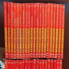 Libros de segunda mano: GRAN LOTE PACK 41 ELIGE TU PROPIA AVENTURA TIMUN MAS LIBROJUEGOS AÑOS 80. Lote 194764143