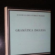 Libros de segunda mano: GRAMÁTICA INGLESA.. Lote 194770017