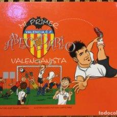 Libros de segunda mano: MI PRIMER ABECEDARIO VALENCIANISTA, VALENCIA CLUB DE FUTBOL, JOSE SOLER CARRION. Lote 194770461