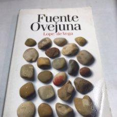 Libros de segunda mano: LIBRO - FUENTE OVEJUNA - LOPE DE VEGA. Lote 194770233