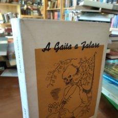 Libros de segunda mano: A GAITA A FALARE. RAMON. REY BALTAR.. Lote 194775476