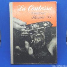 Libros de segunda mano: LA CONTESSA. LA CONTINA Y LA IKONTA 35. Lote 194859758