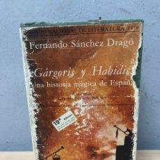 Libros de segunda mano: GÁRGORIS Y HABIDIS POR FERNANDO SÁNCHEZ DRAGÓ. Lote 194861717