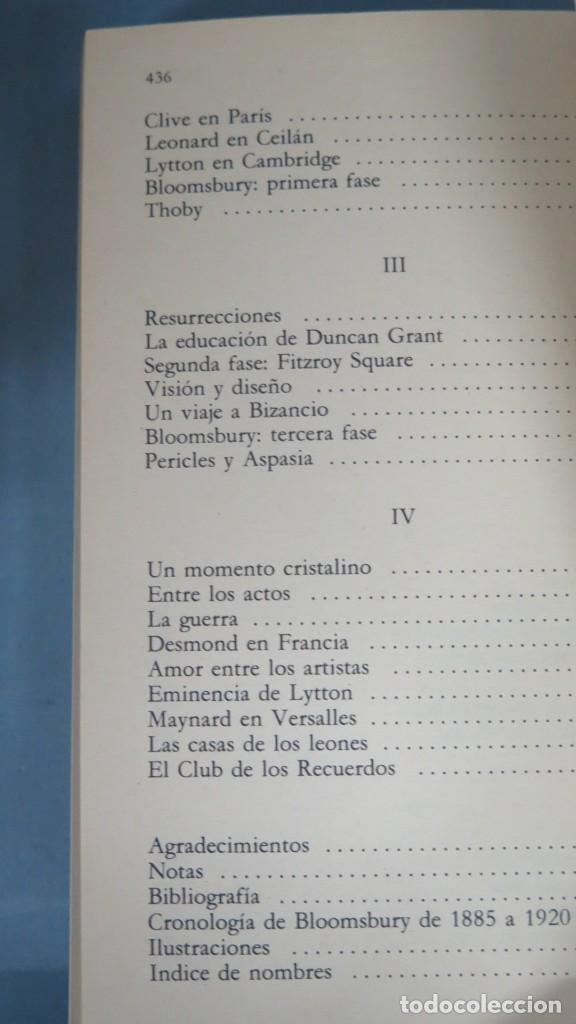 Libros de segunda mano: BLOOMSBURY. LEON EDEL - Foto 3 - 194868033