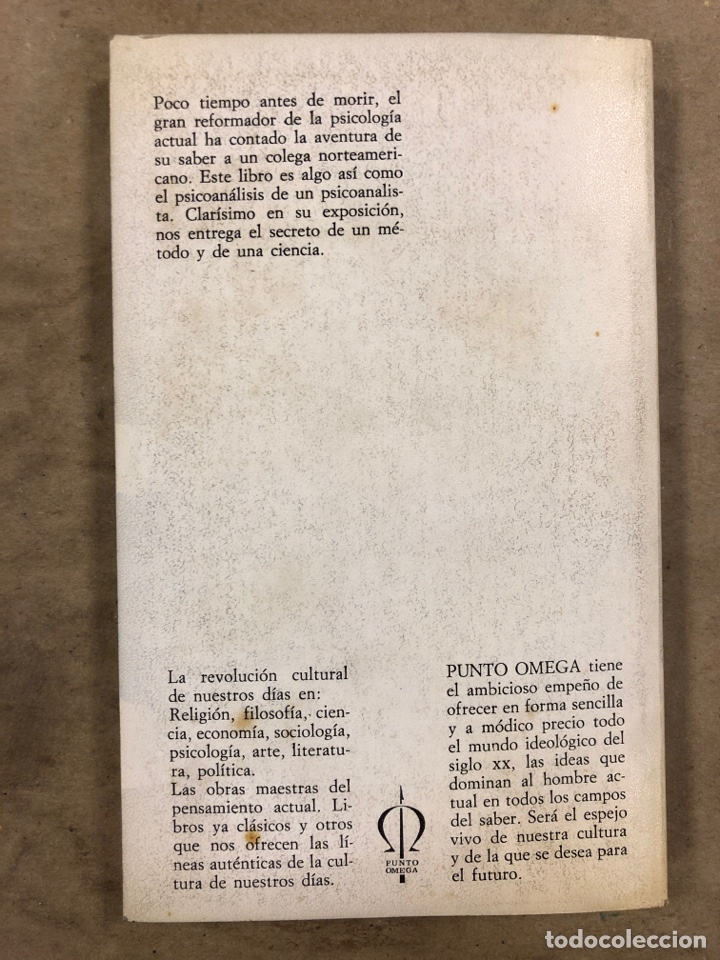Libros de segunda mano: CONVERSACIONES CON JUNG. RICHARD EVANS. EDICIONES GUADARRAMA 1968. 208 PÁGINAS. - Foto 6 - 194876375