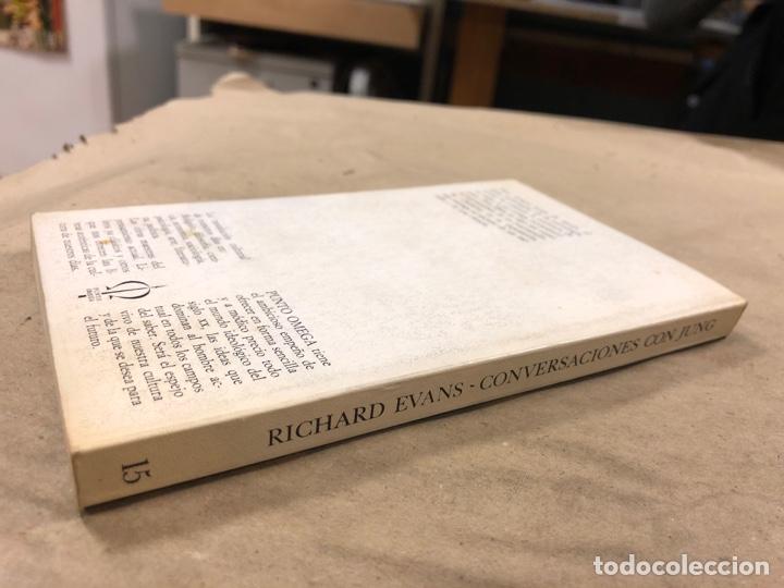 Libros de segunda mano: CONVERSACIONES CON JUNG. RICHARD EVANS. EDICIONES GUADARRAMA 1968. 208 PÁGINAS. - Foto 7 - 194876375