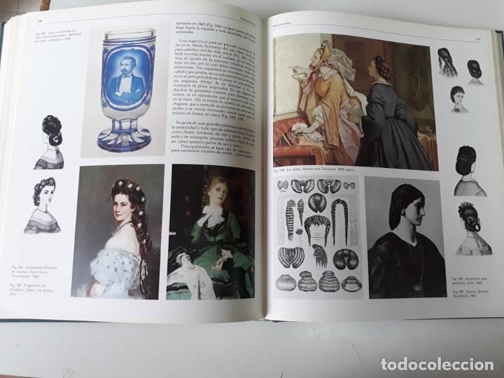 Libros de segunda mano: EL PEINADO. UNA HISTORIA DE LA MODA DEL PEINADO DESDE LA ANTIGÜEDAD HASTA LA ÉPOCA ACTUAL - Foto 2 - 194877503