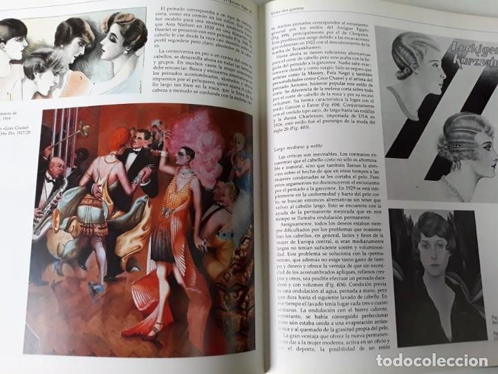 Libros de segunda mano: EL PEINADO. UNA HISTORIA DE LA MODA DEL PEINADO DESDE LA ANTIGÜEDAD HASTA LA ÉPOCA ACTUAL - Foto 4 - 194877816