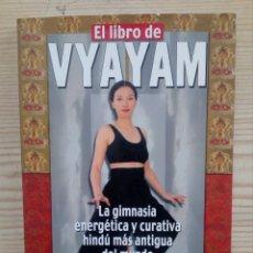 Libros de segunda mano: EL LIBRO DE VYAYAM - JAVIER PLAZAS - EDAF - 2002. Lote 194881515