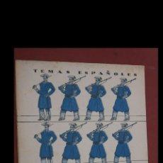 Libros de segunda mano: 2ª GUERRA CARLISTA. SANTIAGO GALINDO HERRERO. TEMAS ESPAÑOLES N 111. Lote 194883382