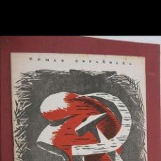 Libros de segunda mano: DE LA REÚBLICA AL COMUNISMO. DIEGO SEVILLA ANDRÉS. TEMAS ESPAÑOLES. Nª, 88. Lote 194883688