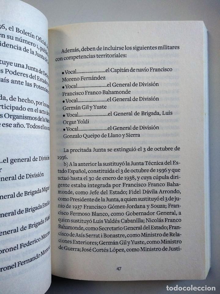 Libros de segunda mano: GARZÓN CONTRA EL FRANQUISMO | VV.AA. | PÚBLICO 2010 - Foto 4 - 194883760