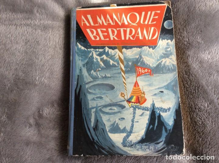 ALMANAQUE BERTRAND, 1960. ENVIO GRÁTIS. (Libros de Segunda Mano - Historia - Otros)