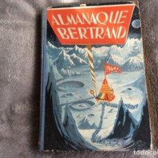 Libros de segunda mano: ALMANAQUE BERTRAND, 1960. ENVIO GRÁTIS.. Lote 194885408