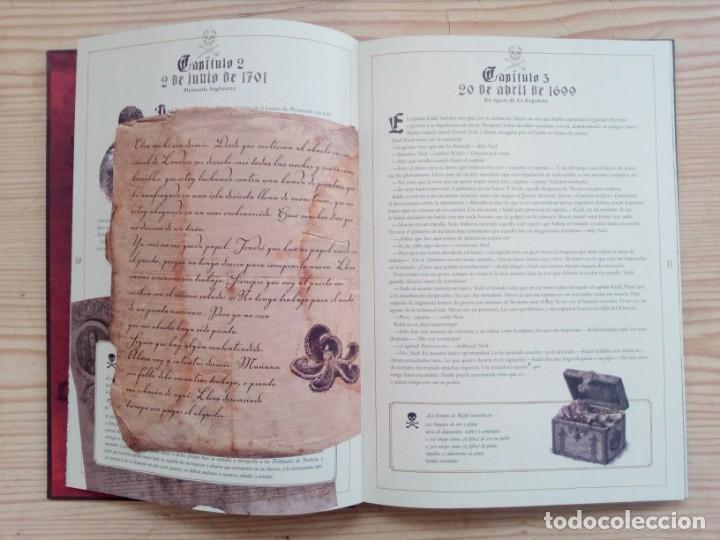 Libros de segunda mano: Libro Juego El Tesoro Del Capitan William Kidd Con Caja - Edelvives - 2007 - Foto 3 - 194888742